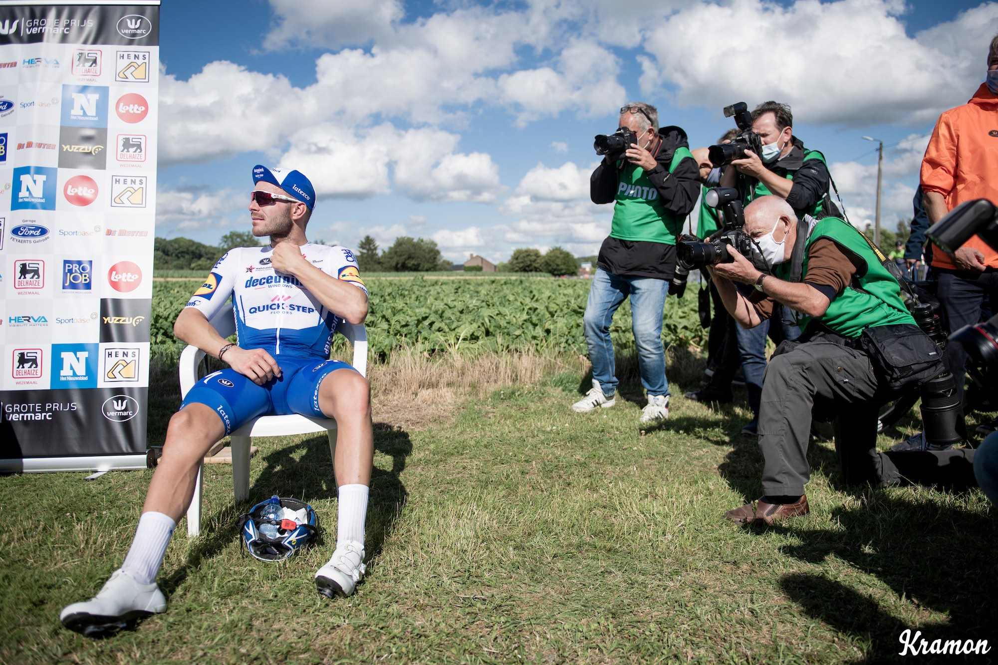 Uttrup Ludwig renews, Prudhomme talks Tour preparations: Daily News Digest