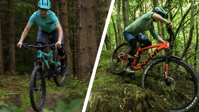 8 reasons why your next bike should be a mountain bike