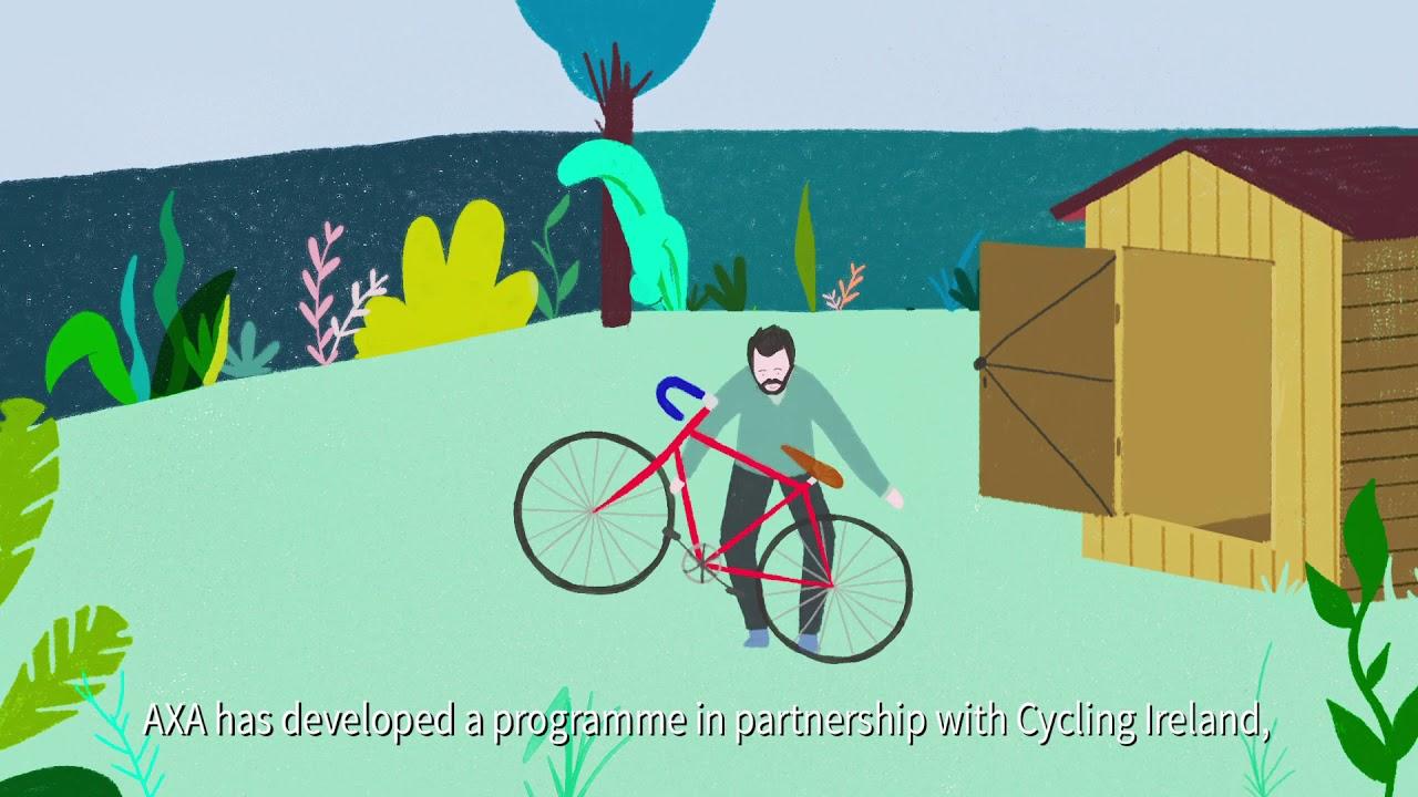 AXA Community Bike Rides – Get back in the saddle