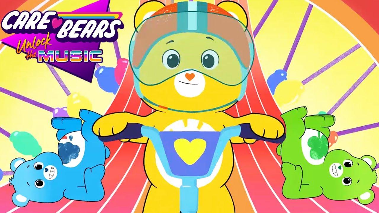Care Bears – Ride a Bike Song! | I Like to Ride My Bike | Care Bears Unlock the Music | Kids Songs