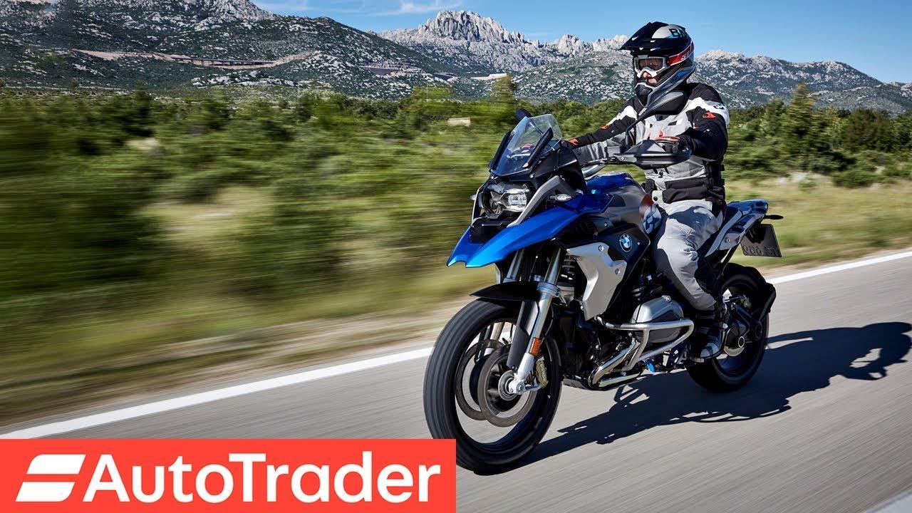 BMW R1200GS Adventure bike review