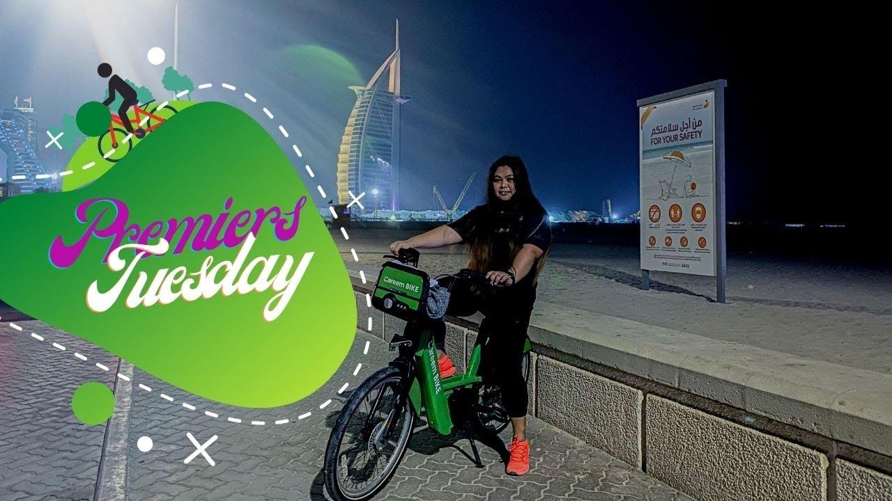 Premiering Tuesday ! Careem Bike