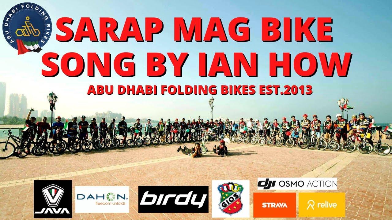 Sarap Mag Bike Song by Ian How | Music Video | PAUGUCE TV