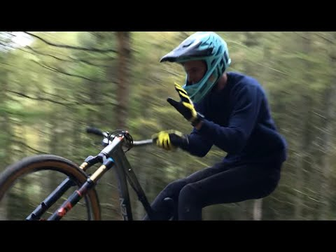 Revolution Bike Park hardtail session