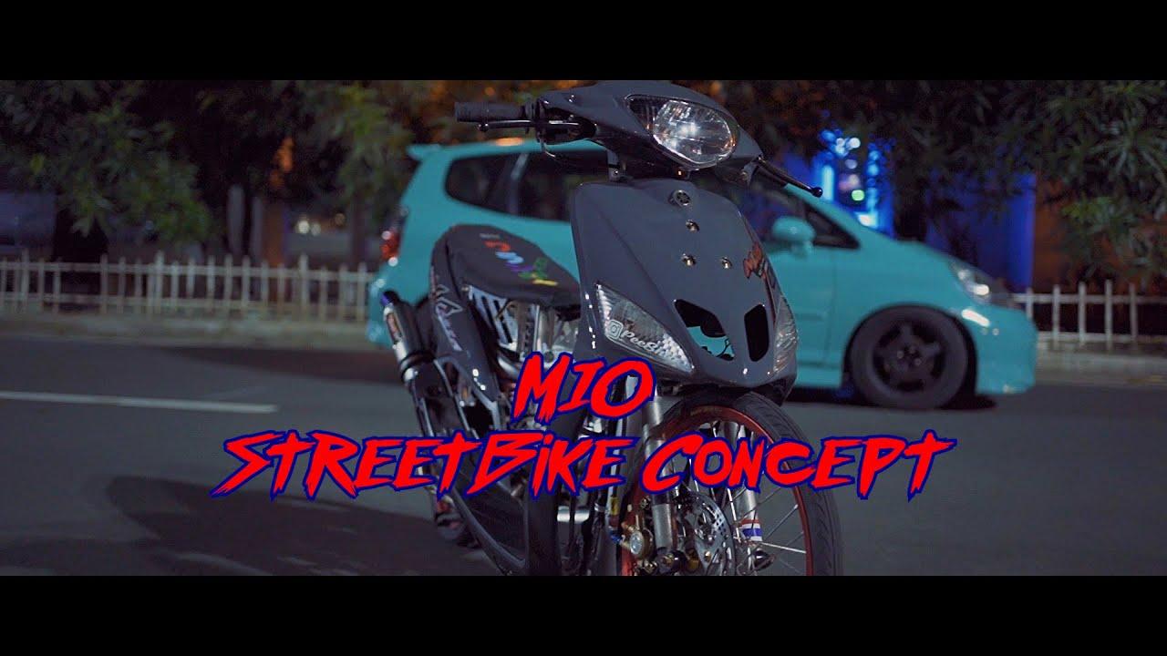 ThaiConcept Unit – MIO Street Bike