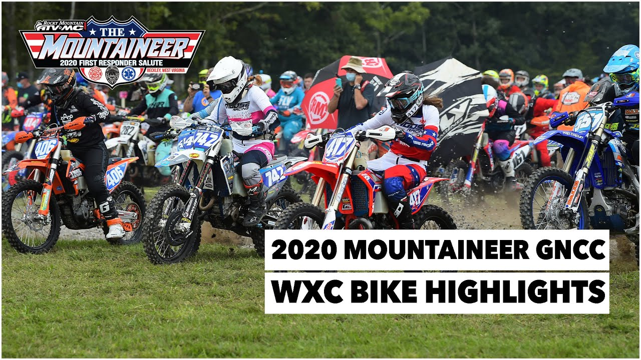 2020 Mountaineer GNCC WXC Bike Highlights