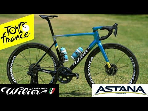 Tour de France 2020 – The bike of the day #18 – Wilier Triestina Zero SLR – Astana Pro Team