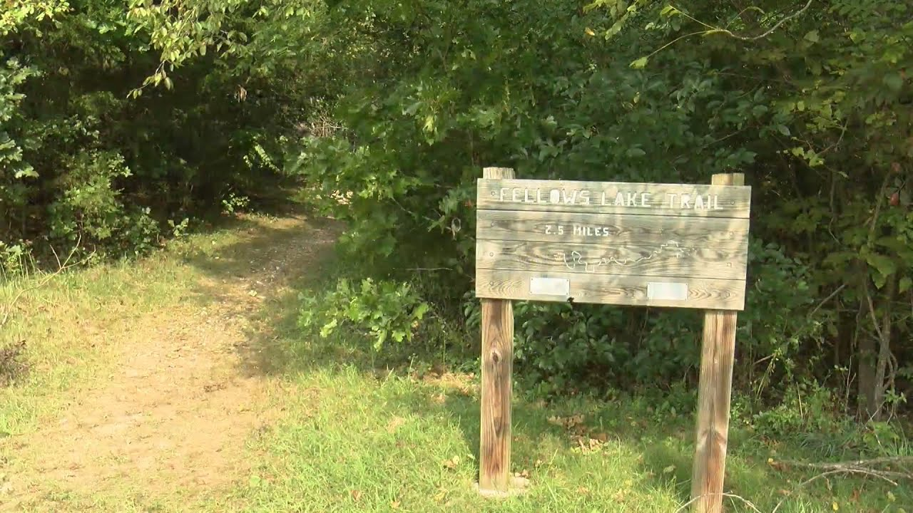 New bike trail coming to the Ozarks will surround Fellows Lake