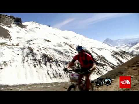 Highest mountain bike race in world – The NorthFace Nepal Yak Attack 1