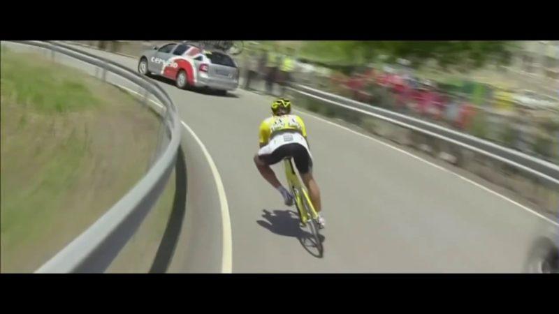 Top 3 Cycling Descents | Sagan, Cancellara & Nibali