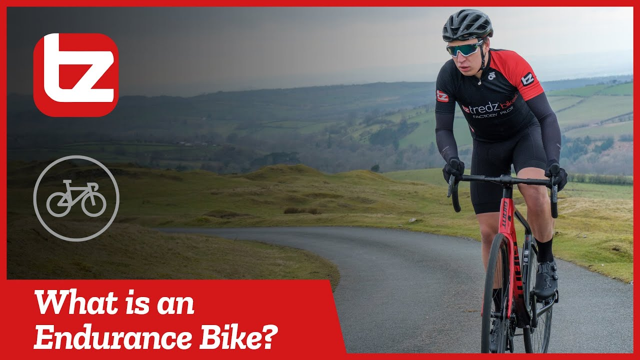 What is an Endurance Bike?   The Open Road Awaits   Tredz Bikes