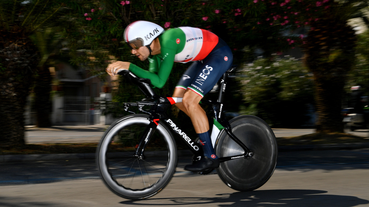 Filippo Ganna wins individual time trial as Simon Yates wraps up overall – VeloNews.com