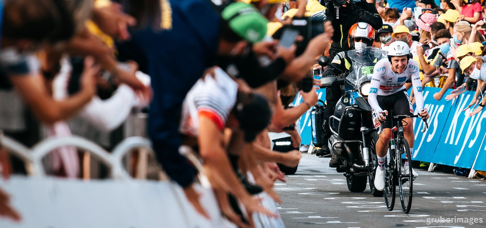 Tour de France gallery: A time trial for the ages