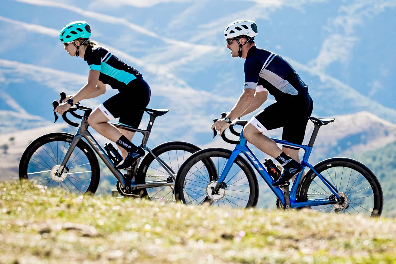 2021 BH RS1 creëert een aerodynamische endurance-fiets die elke rijder sneller maakt
