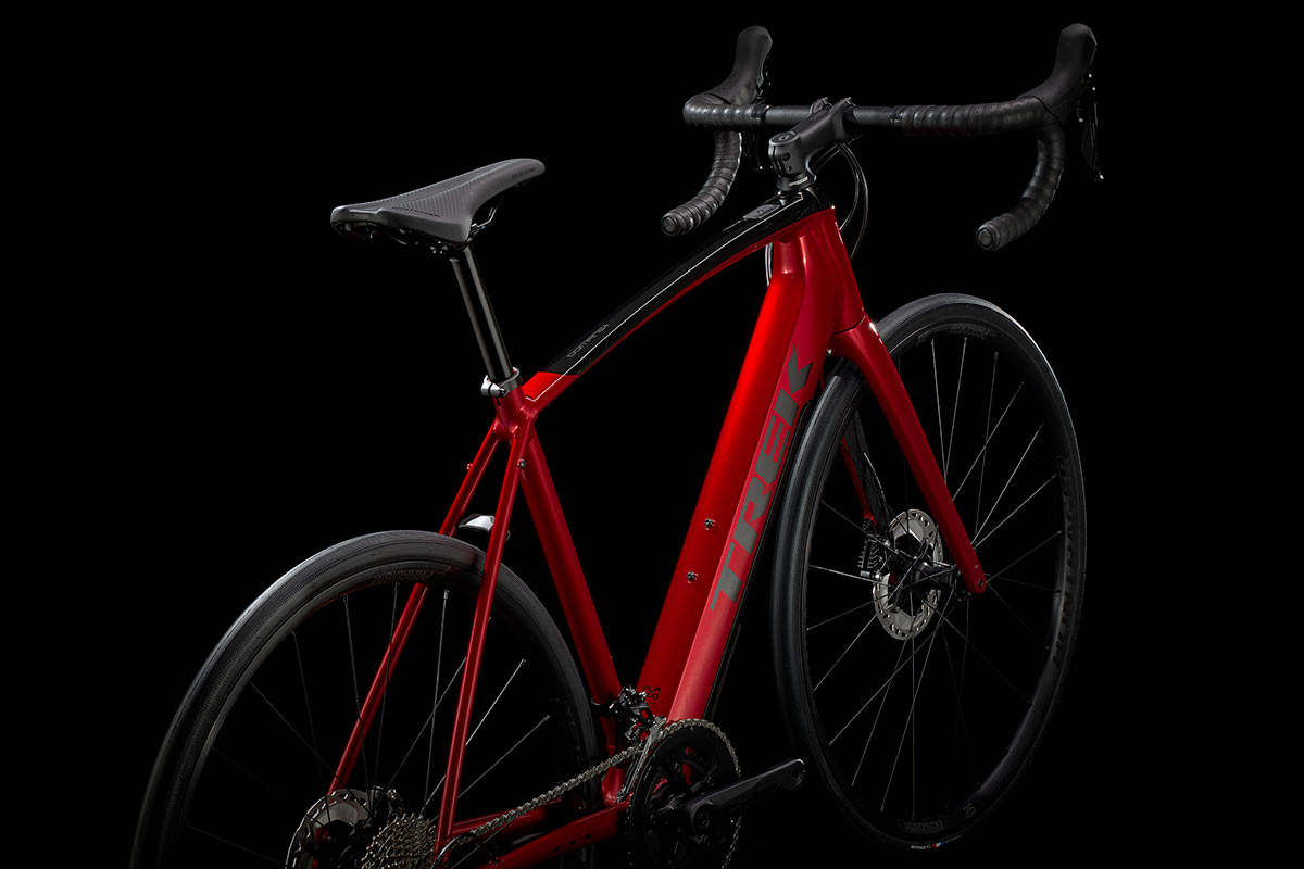 Trek Domane+ ALR e-road bike brings more affordable power to the pavement
