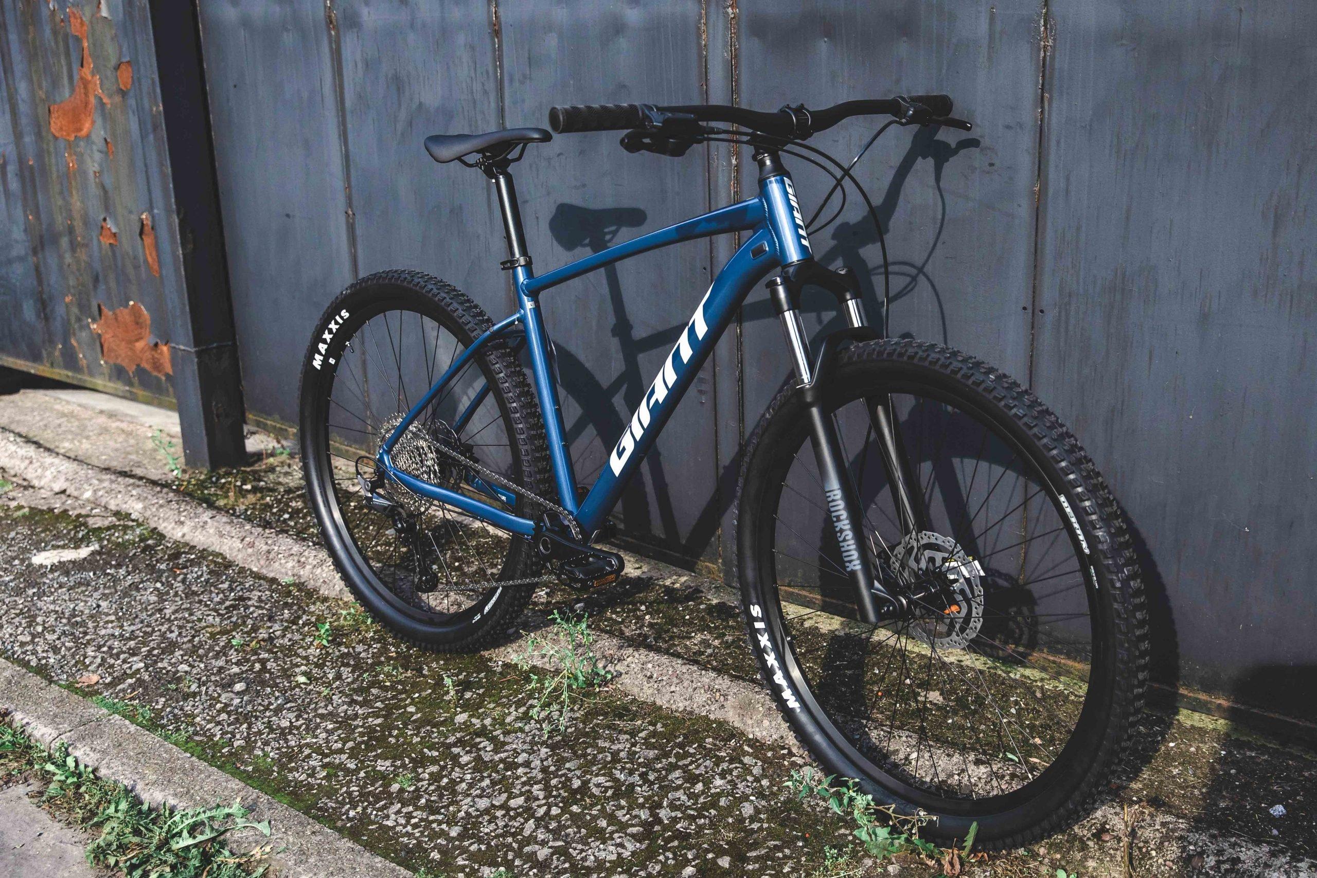 Test du vélo de montagne Giant Talon 0 –