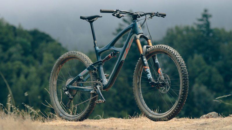 Bible of Bike Tests: Ibis Mojo Deore XT