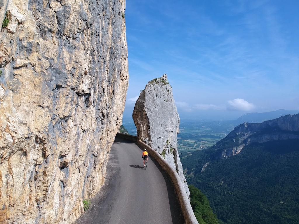 Diez grandes rutas ciclistas en la hermosa Vercors