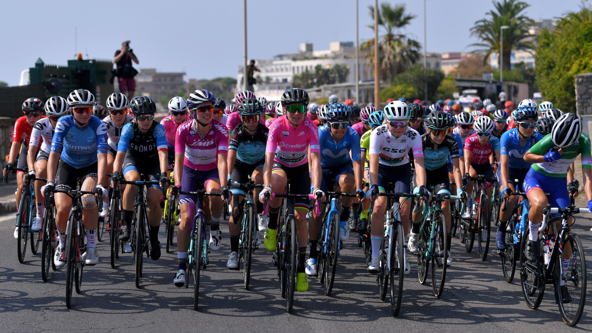 The women's peloton will be a more level playing field in 2021, and Annemiek van Vleuten approves – VeloNews.com