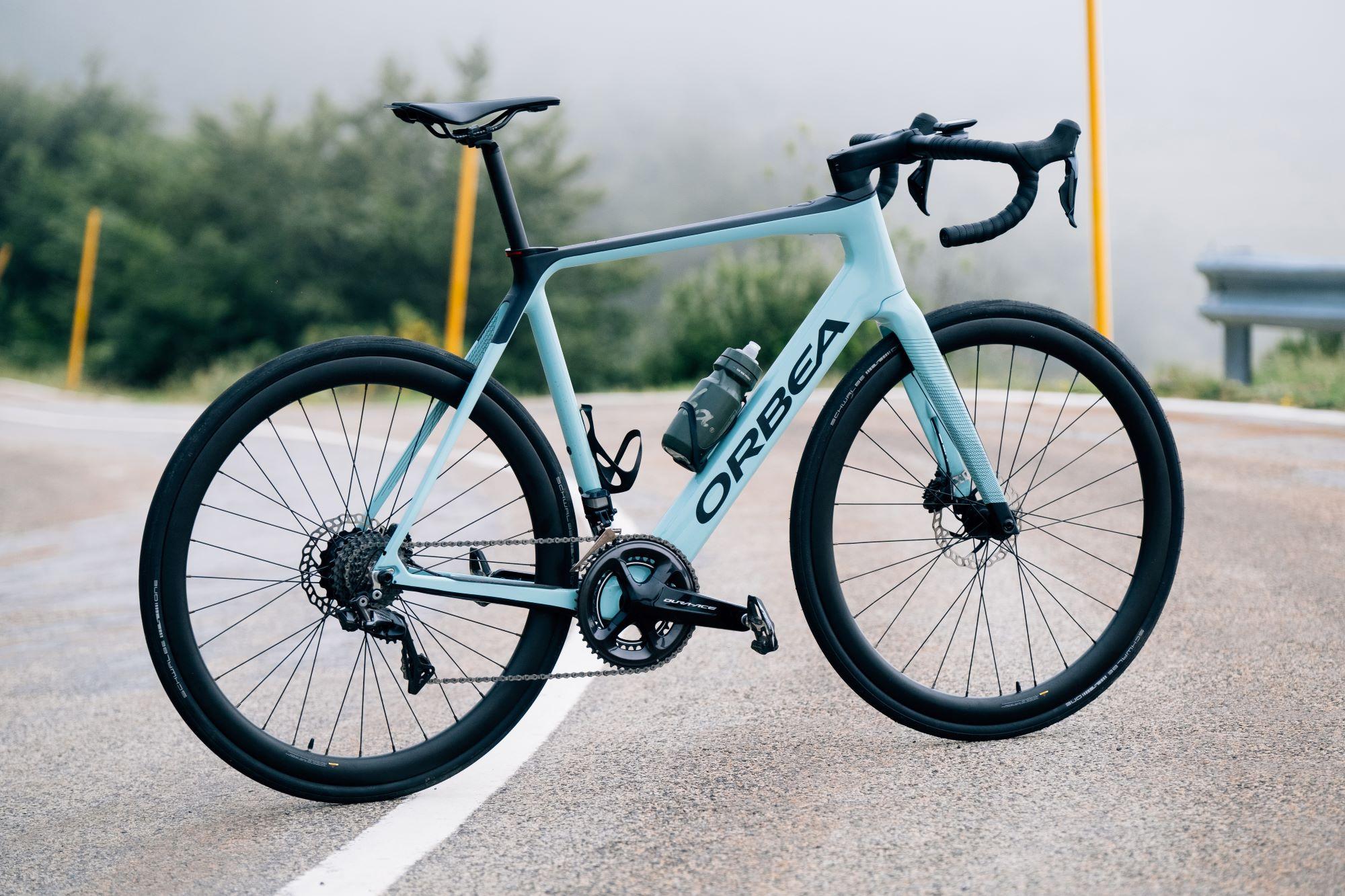 Orbea actualiza su bicicleta eléctrica Gain con más integración y más espacio libre para los neumáticos