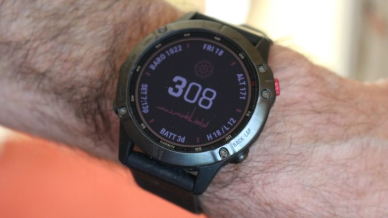 Garmin Fenix 6 Solar smartwatch review