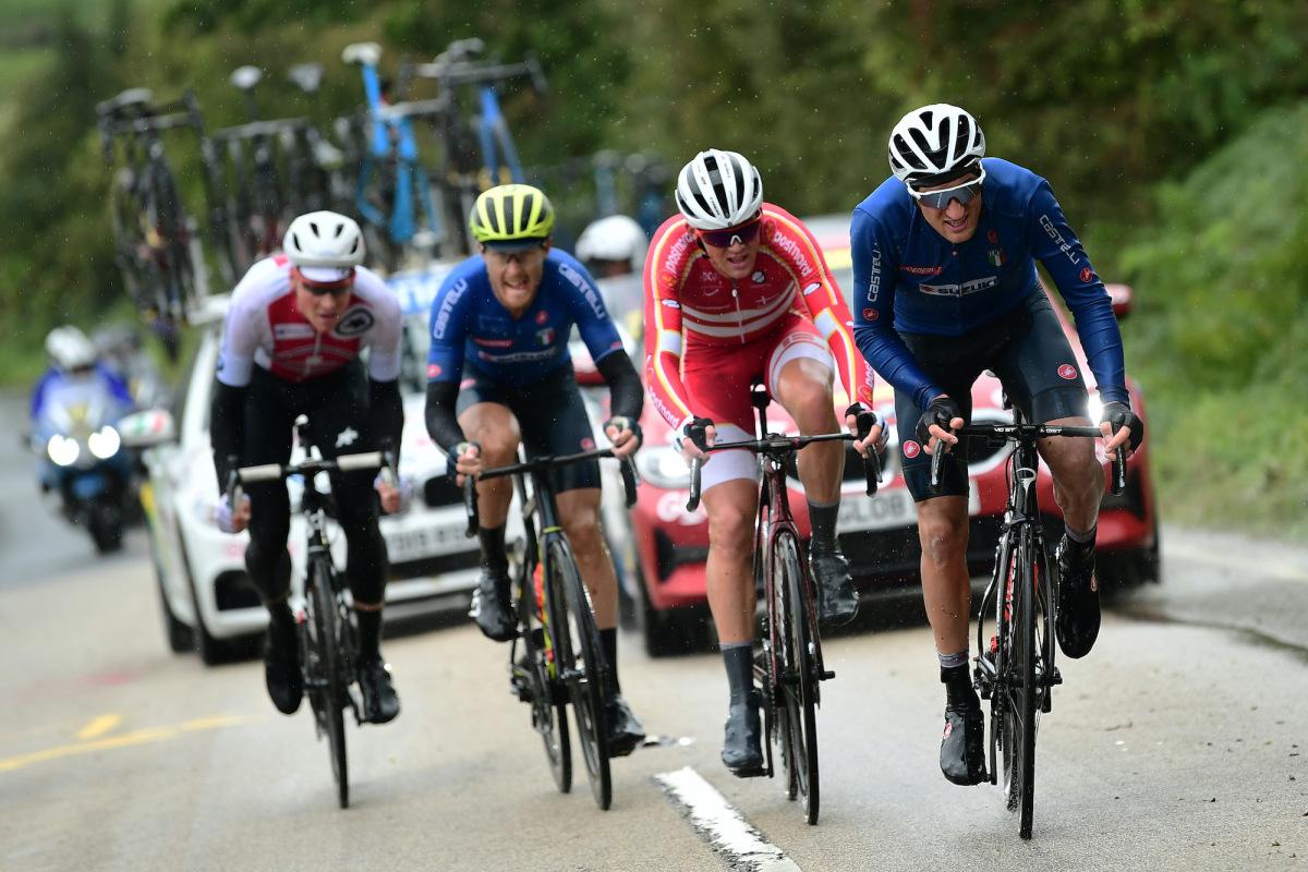 Italiensk hold forudser løb om slid – VeloNews.com