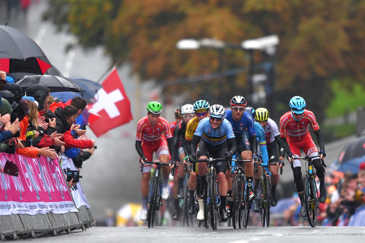 Fem ryttere til at fyre eliternes mænds vejløb op – VeloNews.com