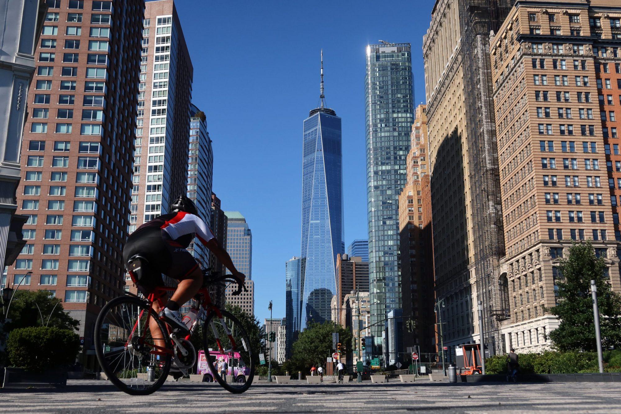 Faire du vélo à New York: où aller, comment louer des vélos et autres conseils