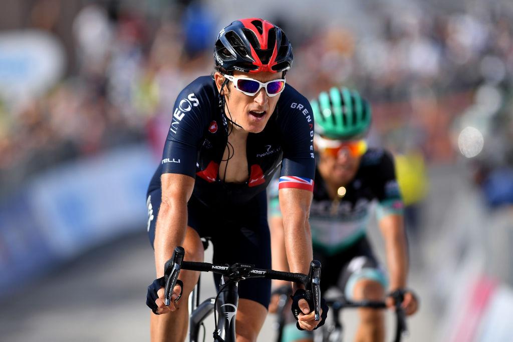 Geraint Thomas siger, at eksklusionen i Tour de France har givet ham 'et nyt liv' – VeloNews.com