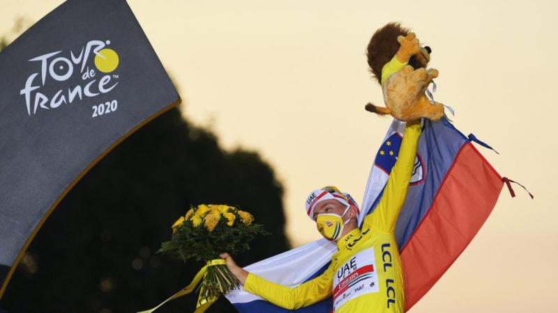 Tadej Pogačar zielt auf Tour de France, Vuelta a España double – VeloNews.com