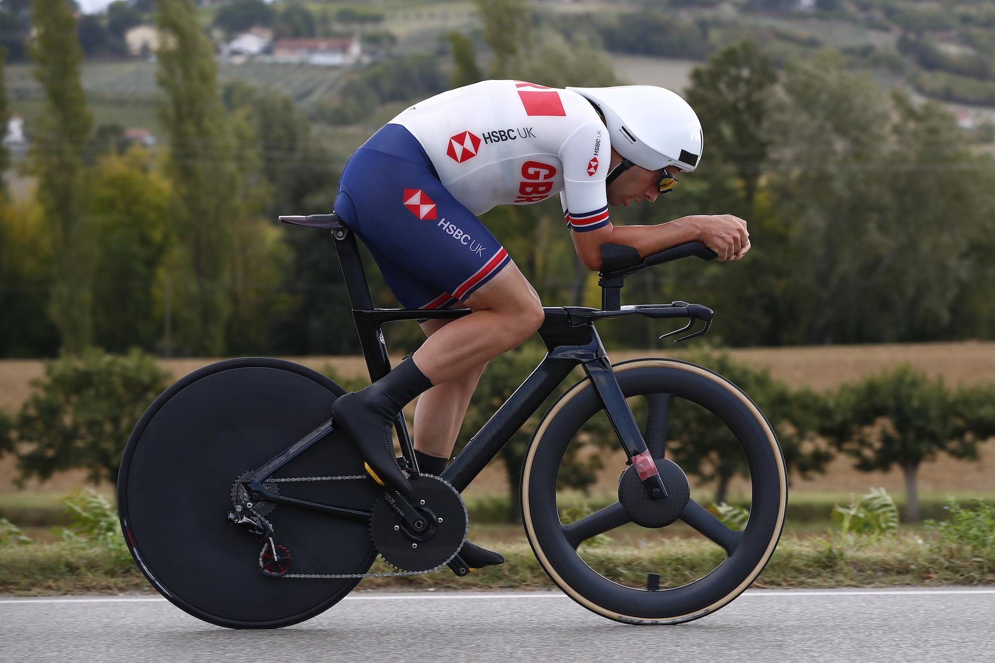 Campeonato del Mundo de Imola 2020: ¿Qué es la bicicleta de contrarreloj sin marca de Alex Dowsett?