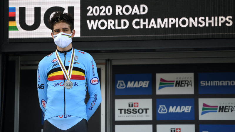 Van Aert trostlos nach doppeltem Silber bei Weltmeisterschaften – VeloNews.com