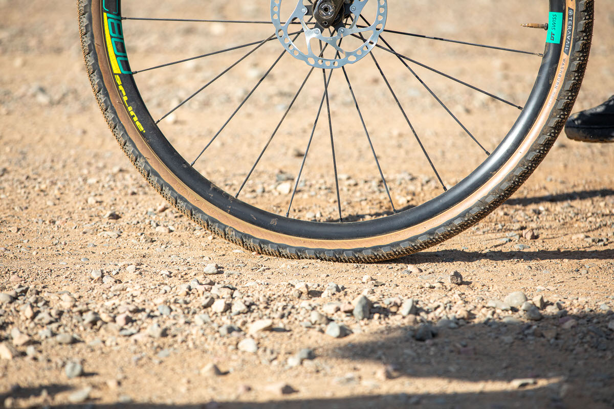The new Teravail Washburn is their fastest gravel tire yet…for the road