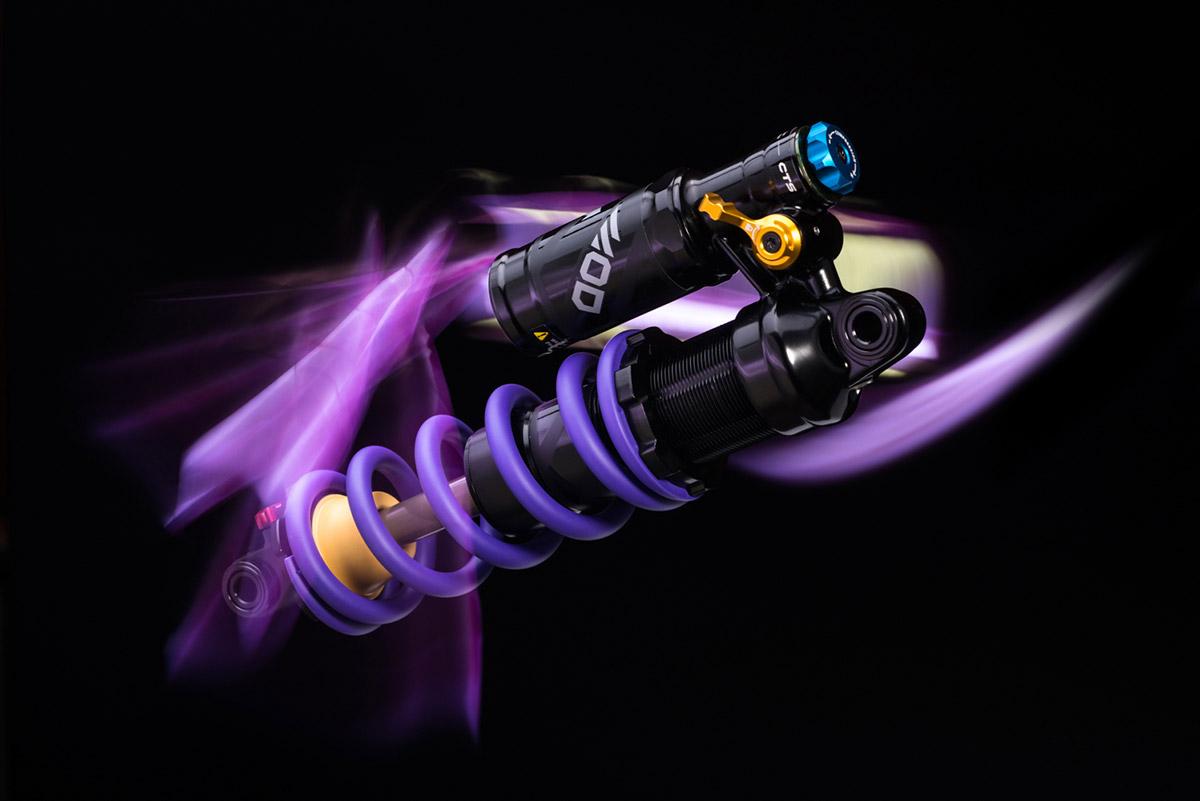 Formula Mod Coil Shock veren tot leven, kunnen door u worden aangepast met drie CTS-kleppen