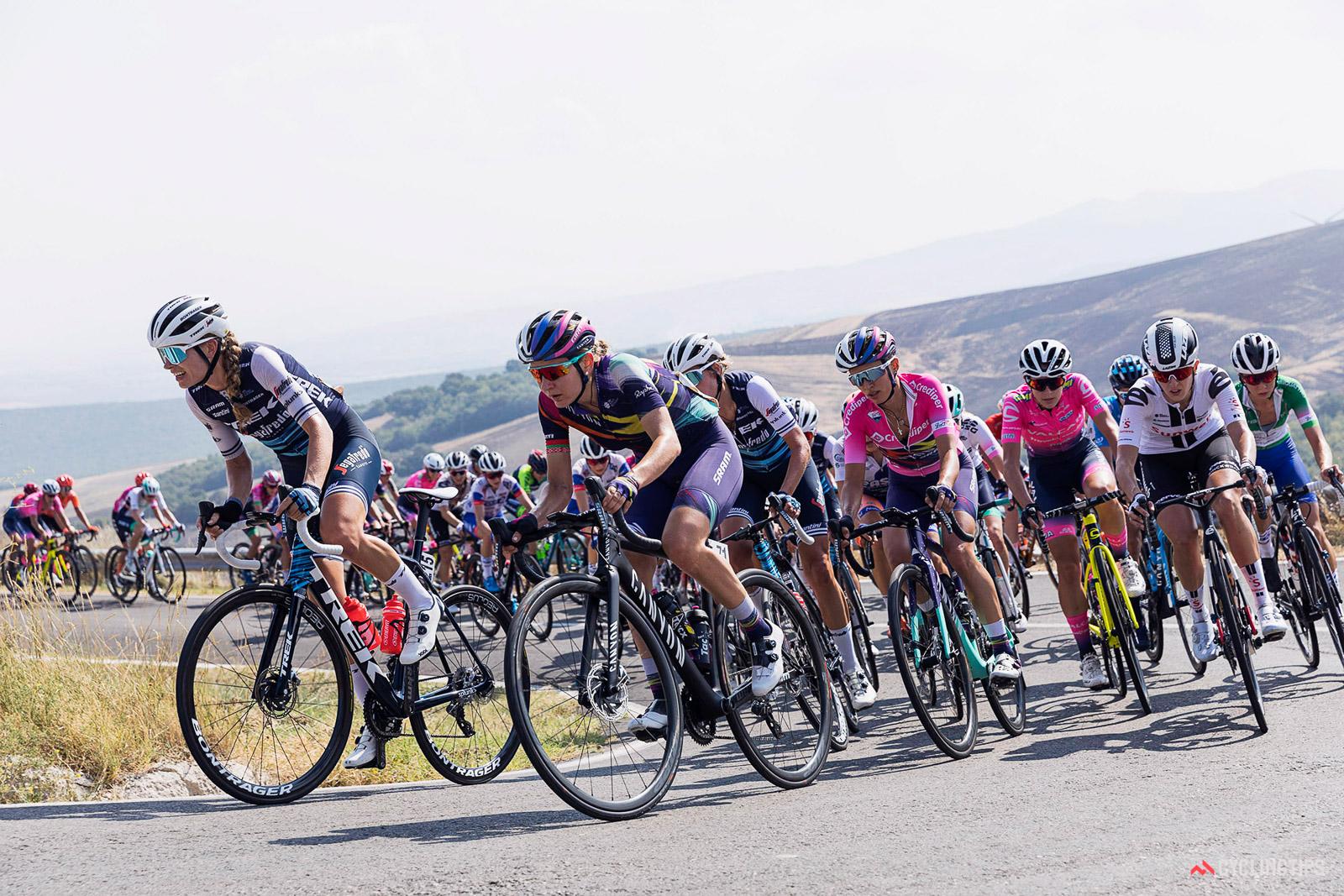 Giro Rosa fuori dal calendario Women's WorldTour per il 2021