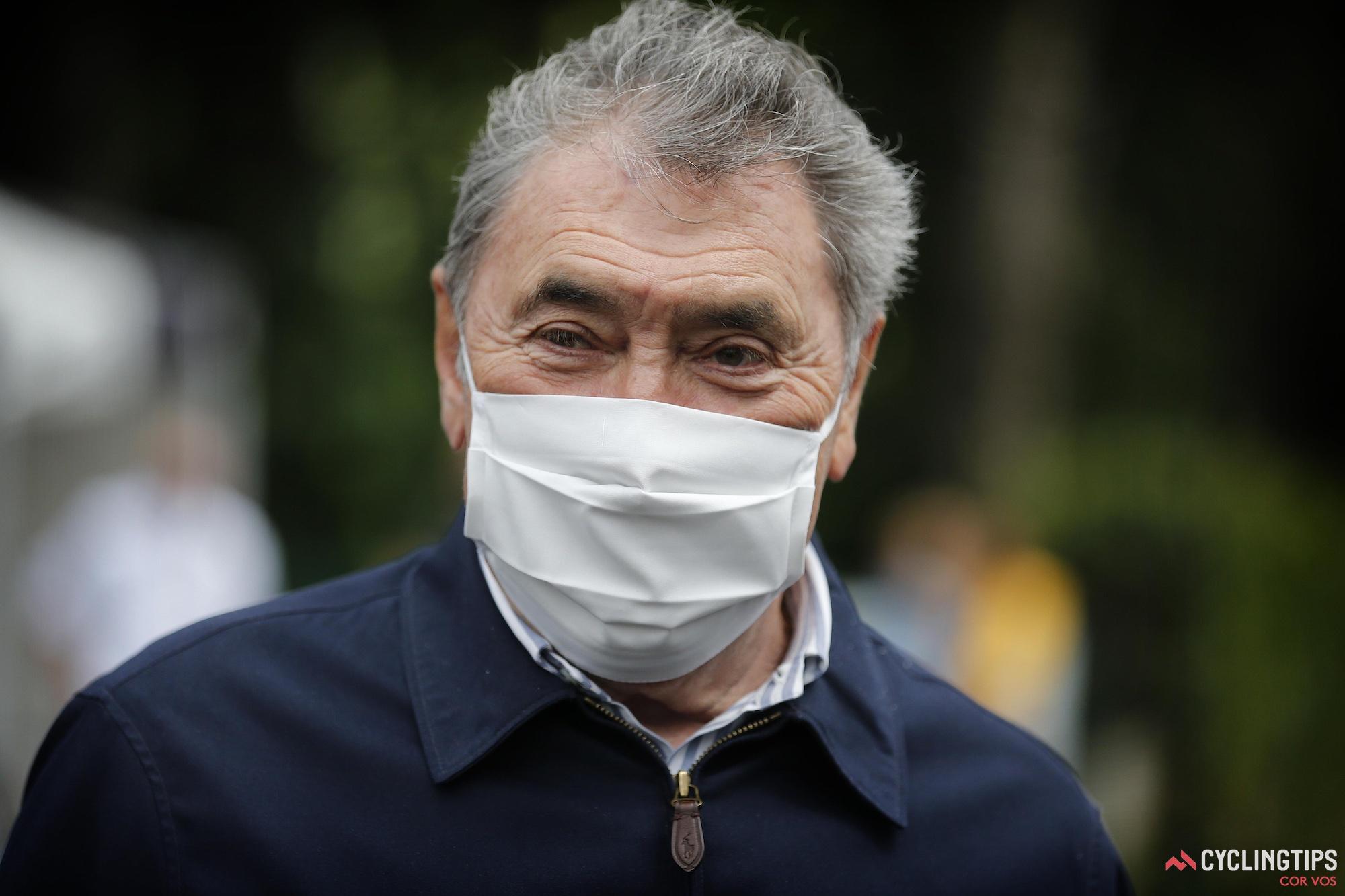"""Merckx: Jumbo-Visma ha guidato """"stupidamente"""" al Tour"""