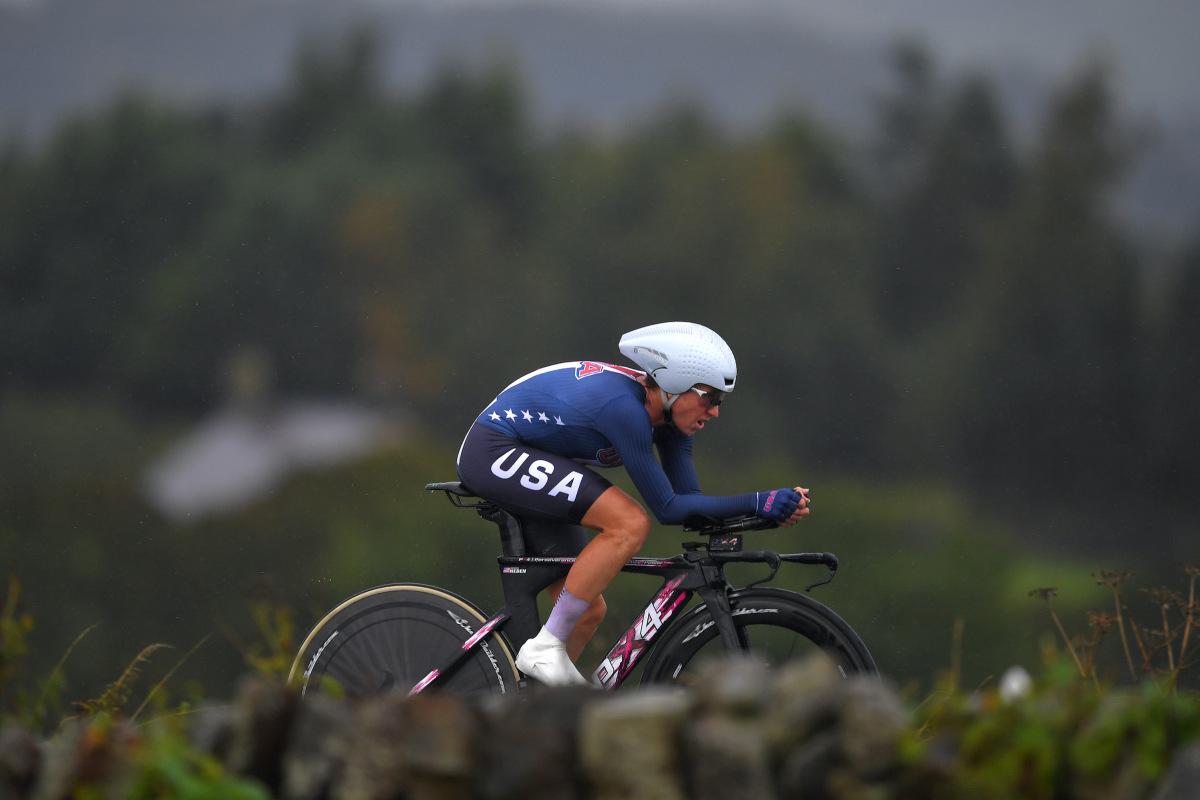 C'est doux 16 pour Amber Neben aux Championnats du Monde Route UCI cette année – VeloNews.com