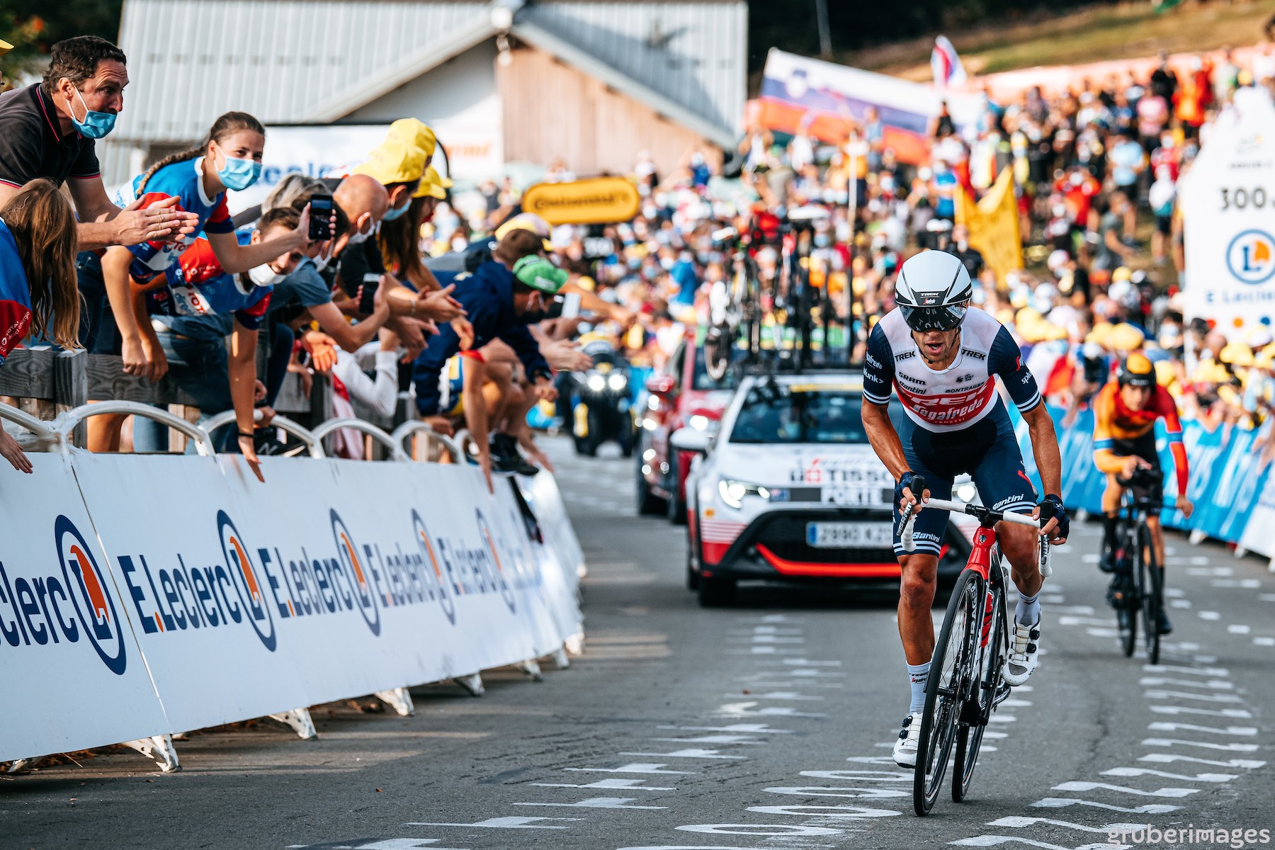 Porte: el podio del Tour 'se siente como una victoria'