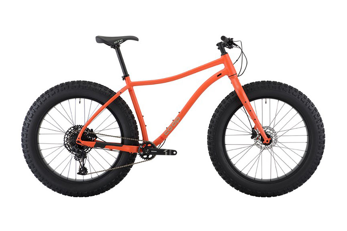 REI Co-op cycles adds a bargain-priced Fat Bike, capable new commuter e-bikes