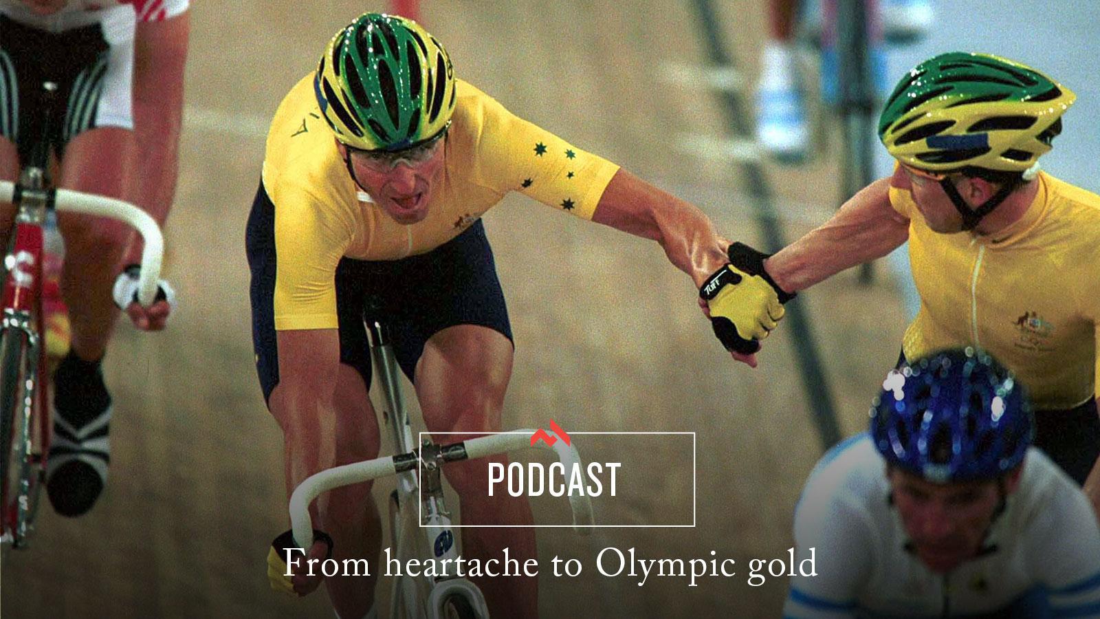 De la angustia al oro olímpico: Scott McGory reflexiona 20 años después