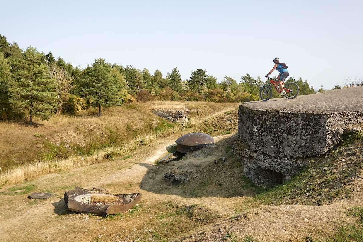 Bikerumor Pic Of The Day: Verdun, Frankrijk