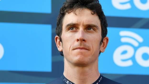 Geraint Thomas: el líder de Ineos regresa al Giro de Italia para acertar en el accidente de 2017