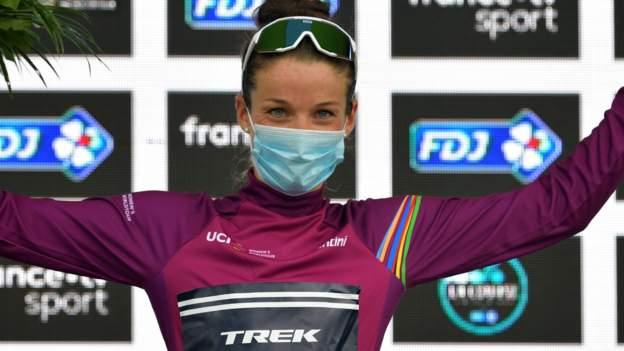 Lizzie Deignan: la Britannique gagne Liège-Bastogne-Liège féminin