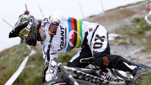 Wereldkampioenschappen mountainbike: Danny Hart van GB biedt aan voor derde regenboogtrui in zijn carrière