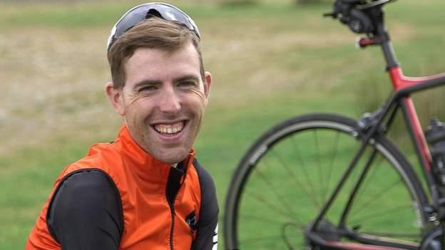 Ed Laverack: Der Radsport-Champion, der seinen britischen Titel nicht verteidigen kann