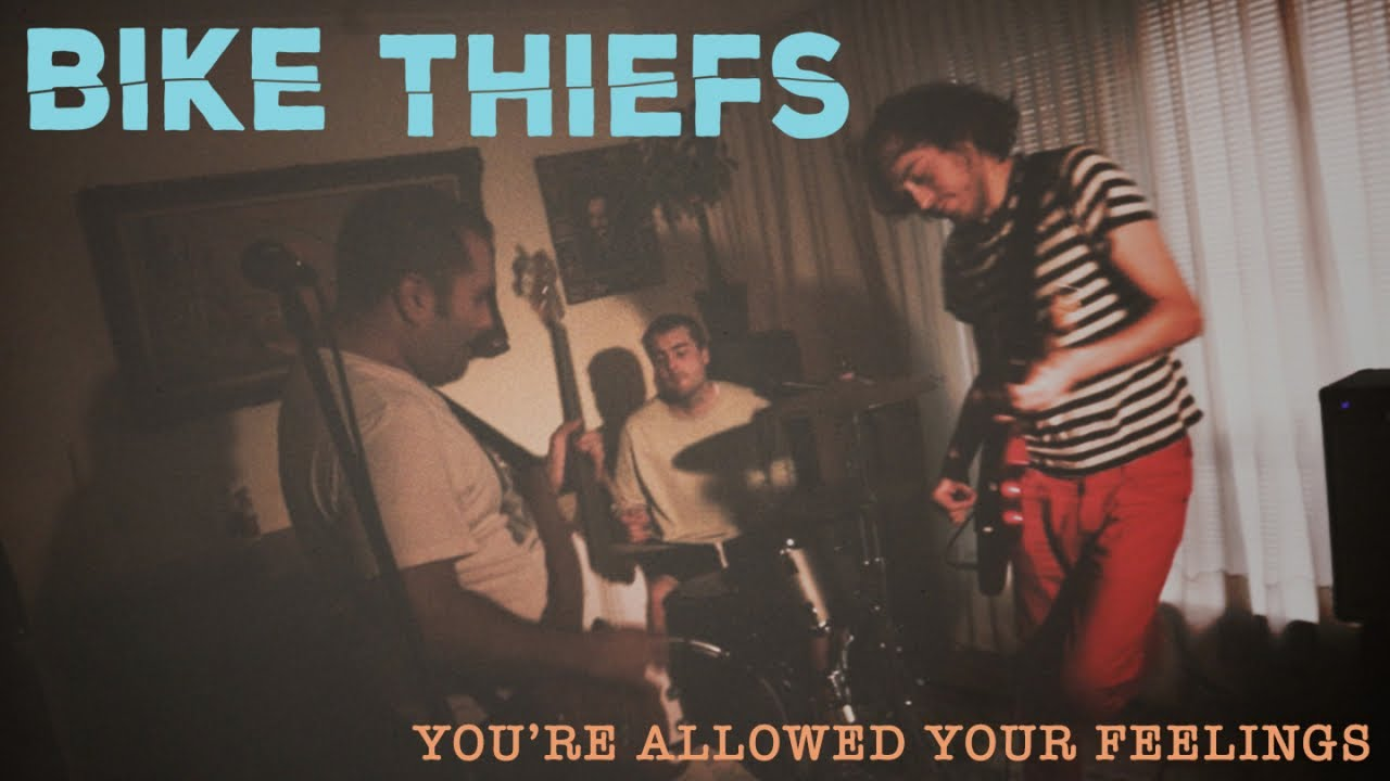 Bike Thiefs – You're Allowed Your Feeling (official video)