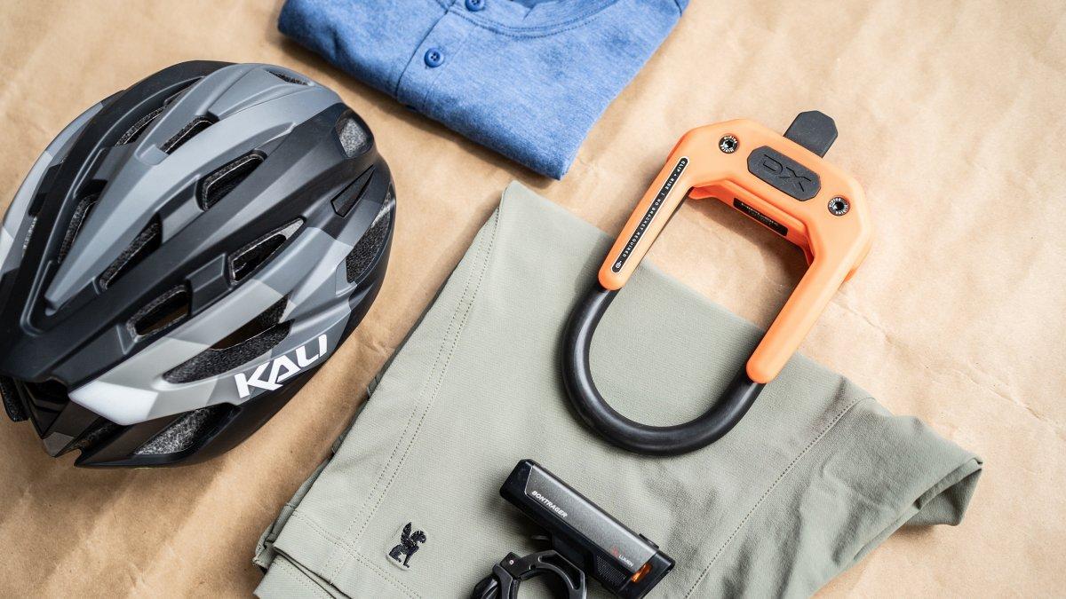 Radfahren?  Hier ist etwas Ausrüstung, die wir lieben.