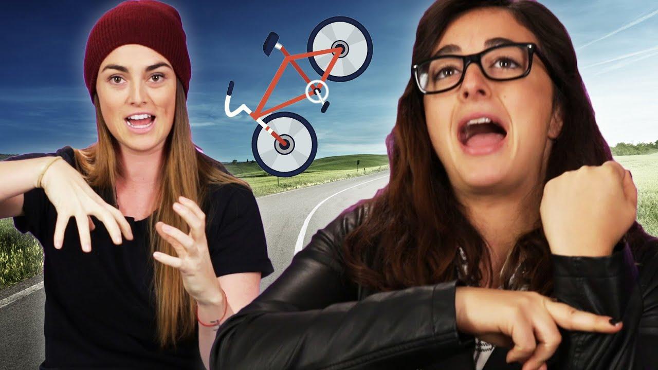 That Time I Really Hurt My Vagina • Biking