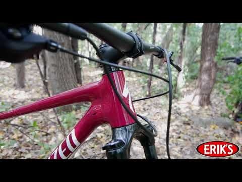 2021 Specialized Chisel / Alloy Cross-Country Mountain Bike with Carbon Fiber Performance