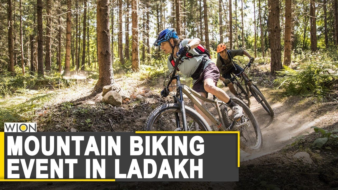 Two days mountain biking festival recently held in Ladakh, India's Himalayan Territory